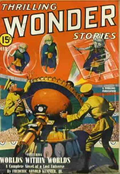 Thrilling Wonder Stories 19