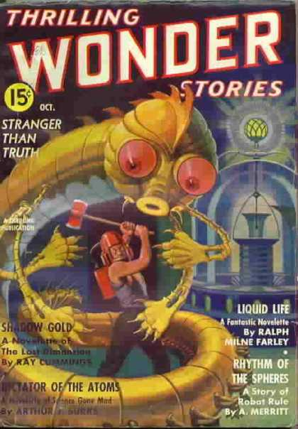 Thrilling Wonder Stories 2