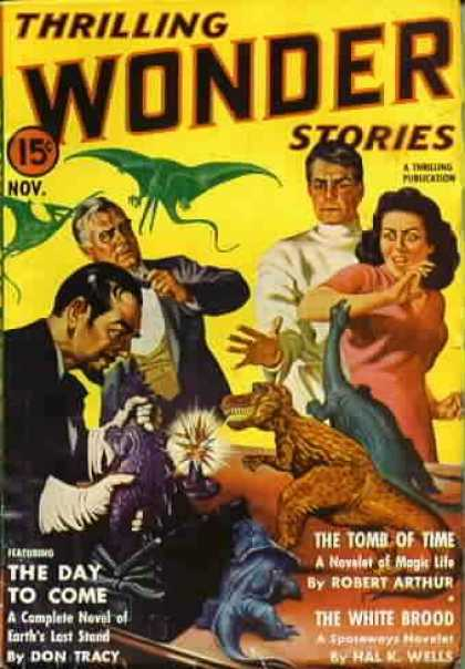 Thrilling Wonder Stories 23