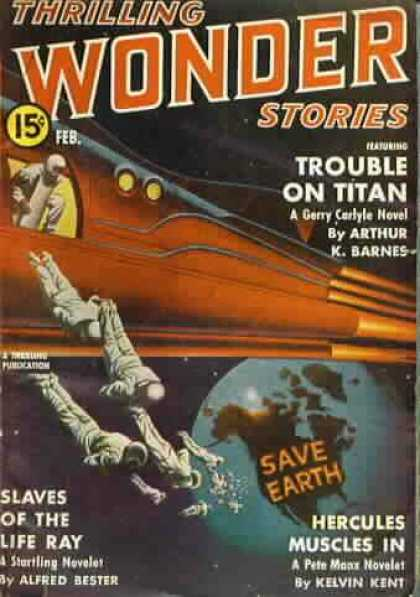 Thrilling Wonder Stories 26