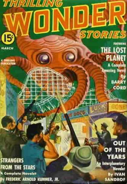 Thrilling Wonder Stories 27