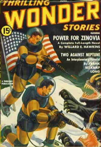 Thrilling Wonder Stories 29