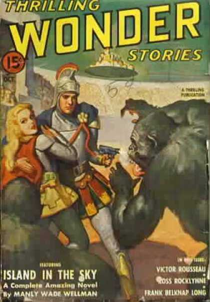 Thrilling Wonder Stories 31
