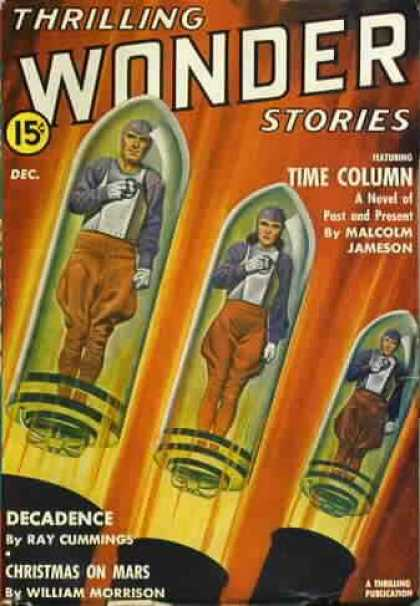 Thrilling Wonder Stories 32