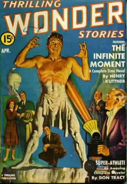 Thrilling Wonder Stories 33