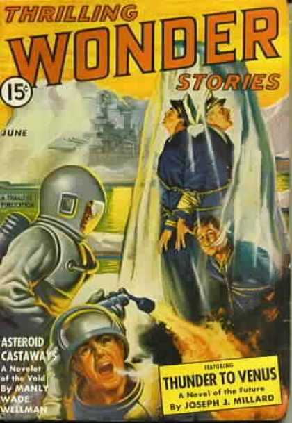 Thrilling Wonder Stories 34