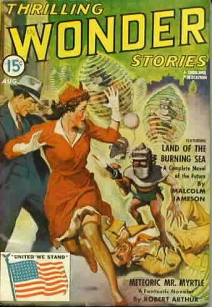 Thrilling Wonder Stories 35