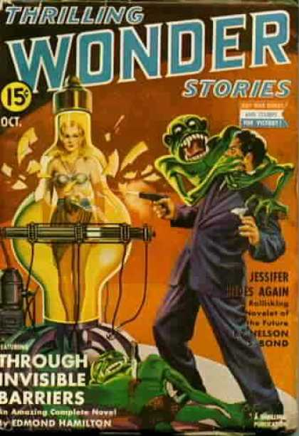 Thrilling Wonder Stories 36