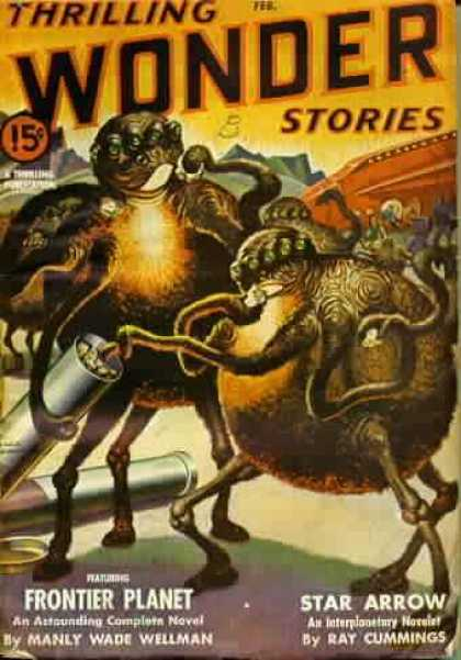 Thrilling Wonder Stories 38