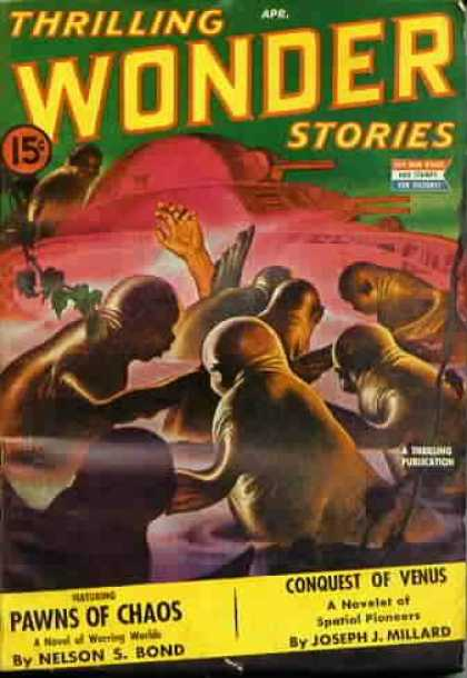 Thrilling Wonder Stories 39