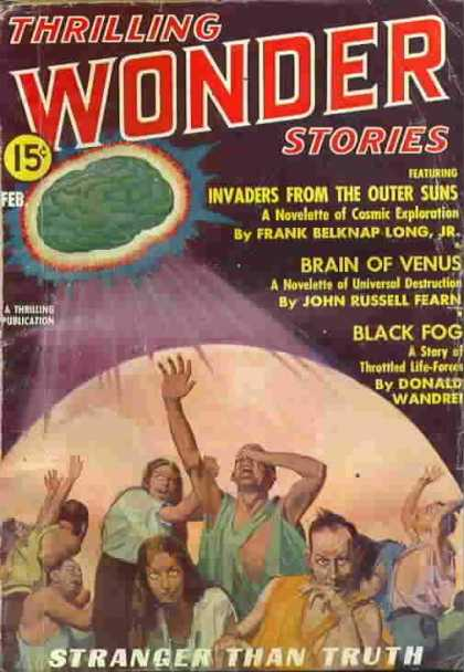 Thrilling Wonder Stories 4