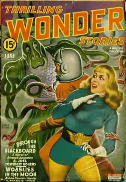Thrilling Wonder Stories 40