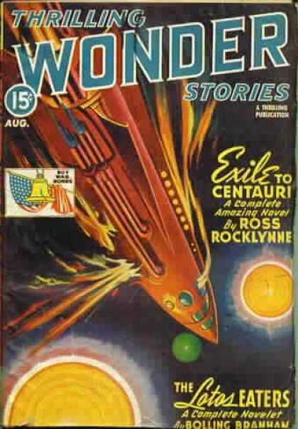 Thrilling Wonder Stories 41