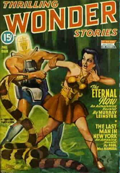 Thrilling Wonder Stories 42