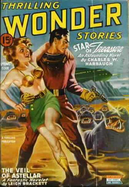Thrilling Wonder Stories 43
