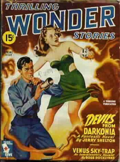 Thrilling Wonder Stories 46