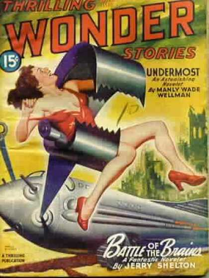 Thrilling Wonder Stories 48