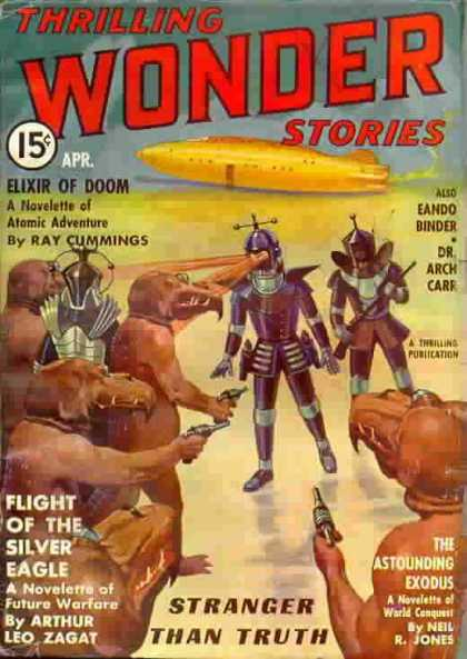 Thrilling Wonder Stories 5