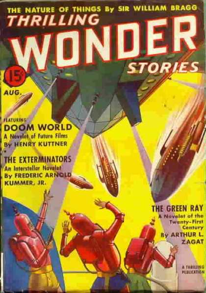 Thrilling Wonder Stories 6