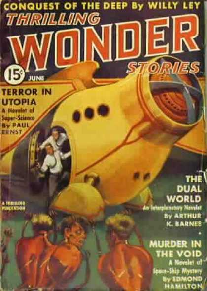 Thrilling Wonder Stories 9