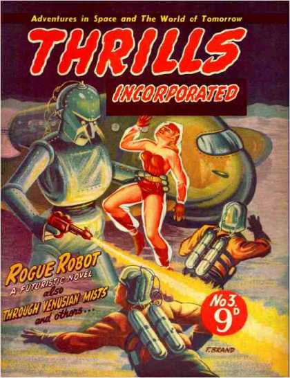 Thrills Incorporated 3