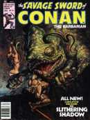 Savage Sword of Conan #20