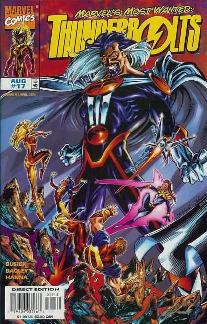 Thunderbolts 17 - Mark Bagley