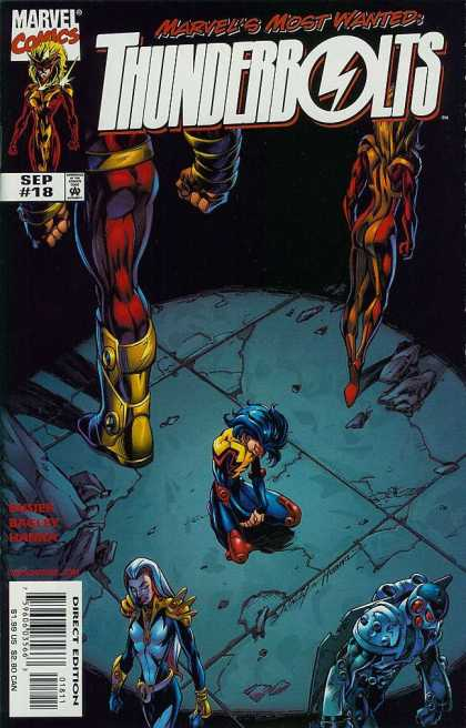 Thunderbolts 18 - Mark Bagley