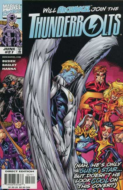 Thunderbolts 27 - Mark Bagley