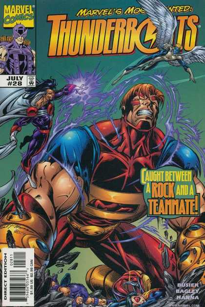 Thunderbolts 28 - Mark Bagley