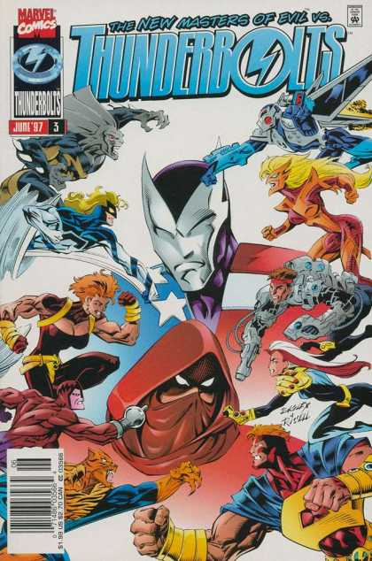 Thunderbolts 3 - Mark Bagley