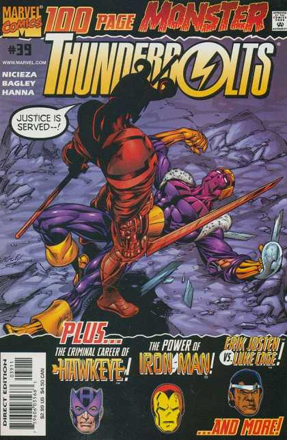 Thunderbolts 39 - Mark Bagley