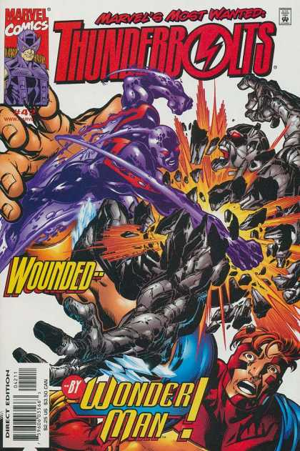Thunderbolts 42 - Mark Bagley