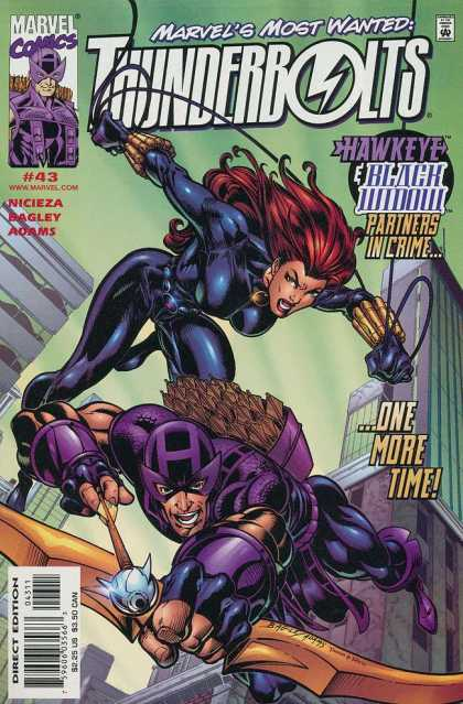 Thunderbolts 43 - Mark Bagley