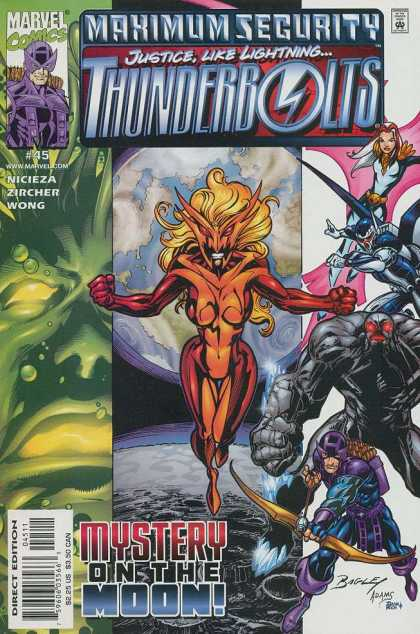 Thunderbolts 45 - Mark Bagley