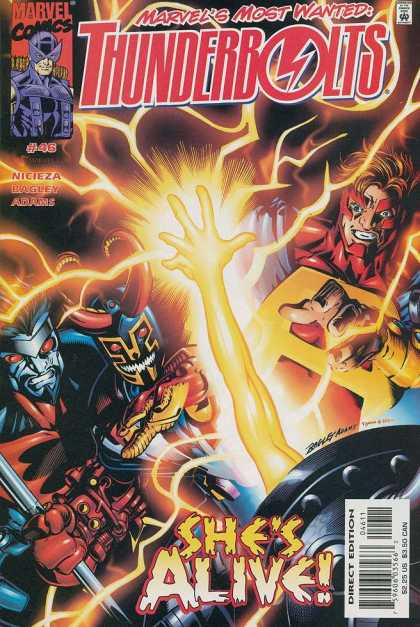 Thunderbolts 46 - Mark Bagley