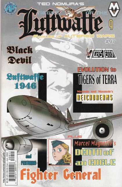 Tigers of the Luftwaffe 9