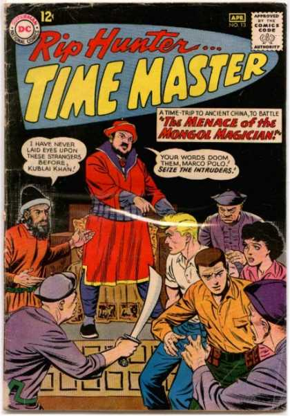 Time Master 13