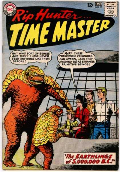 Time Master 15