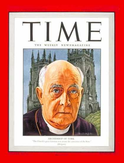 Time - Apr. 17, 1944 - Religion