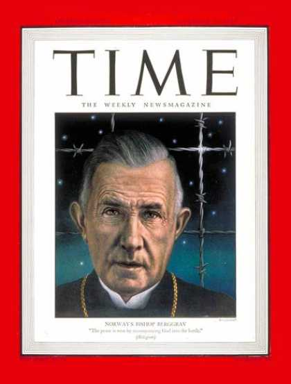 Time - Dec. 25, 1944 - Religion
