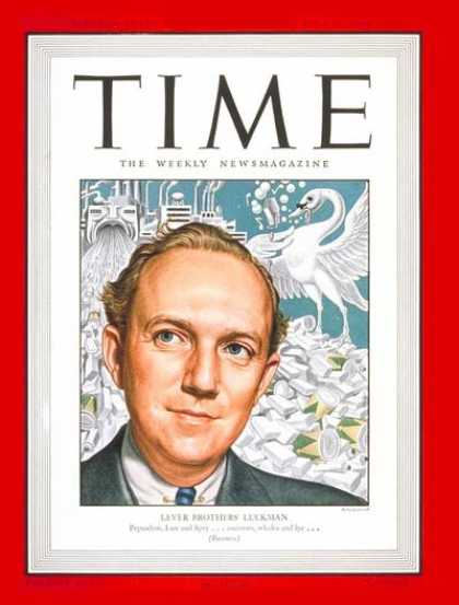 Time - Charles Luckman - June 10, 1946 - Design - Architecture