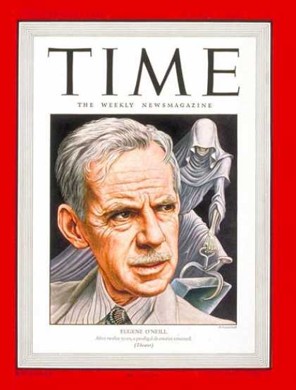 Time - Eugene O'Neill - Oct. 21, 1946 - Theater
