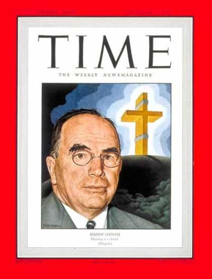 Time - Sep. 13, 1948 - Religion
