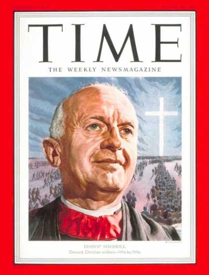 Time - Henry Knox Sherrill - Mar. 26, 1951 - Religion