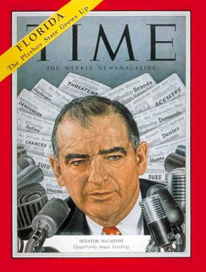 a biography and life work of joseph mccarthy on the americas demagogue skills Find and save ideas about edward r murrow on pinterest the life and work of edward r murrow exposed joseph mccarthy the bigoted racist hate monger.