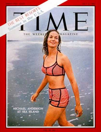 Time - Michael Anderson - July 2, 1965 - Women