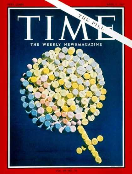 Time - The Pill - Apr. 7, 1967 - Society - Family - Women - Medications - Health & Medi