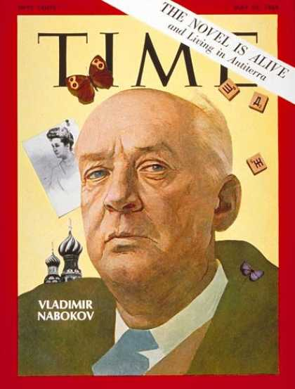 Time - Vladimir Nabokov - May 23, 1969 - Books