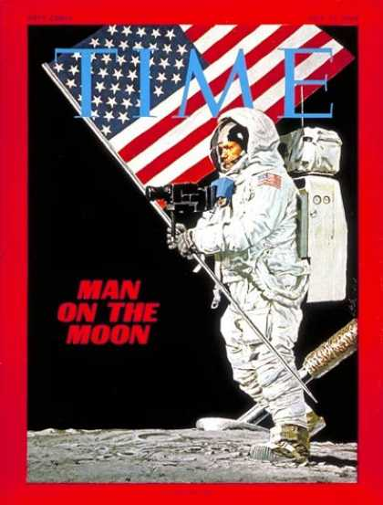 Time - Neil Armstrong - July 25, 1969 - NASA - Astronauts - Most Popular - Space Explor